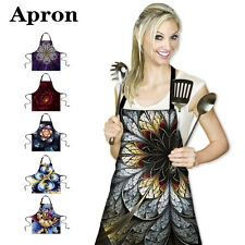 New Cute Women's Girl's Apron Kitchen Restaurant Bib Cooking Funny Aprons