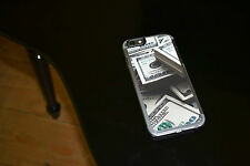 100 Dollar Bills Awesome Hard Phone Case Fits iPhone 4 4s 5 5s 5c 6