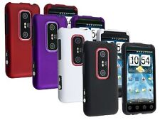 Snap-On Protector Hard Cover Case for HTC EVO 3D / HTC Shooter / HTC Evo V 4G