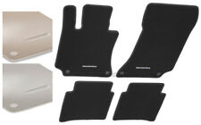 Mercedes-Benz Genuine OEM Carpeted Floor Mats CLS-Class 2012 to 2014 (218)