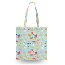 Cooking Class Canvas Tote Bag - 16x16 inch Book Gym Bag Optional Zip