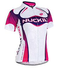 Womens Cycling Bicycle Bike Jersey Summer Cycling Racing Team Short Sleeve Shirt
