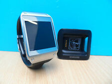 Samsung galaxy gear (sm-v700) 4 go noir de jais smart watch (96980)