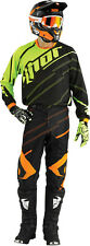 THOR Phase VENTED Kit DOPPLER FLUORESCENT 2016 Motocross Enduro Pant & Jersey