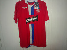 Umbro 2008-09 Official Glasgow Rangers 3RD Soccer Jersey