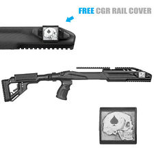 Fab Defense Stock Kit For Ruger 10/22 w/ Aluminum Rail - UAS R10/22 PRO ACE