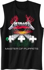 Metallica Master of Puppets Muscle T-Shirt SM, MD, LG, XL, XXL New