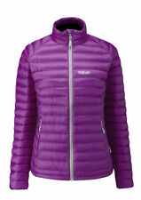 Rab Womens Microlight Jacket/Down Jacket/Insulated