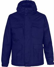 Boys TRESPASS LOCO X Waterproof Thermal Winter Padded Jacket BLUE Age 9-16
