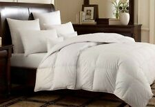 NEW! White Goose Down Alternative Comforter Queen Twin King Size