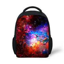 New Style Baby Toddler Kid Child Cool Galaxy Backpack Schoolbag Shoulder Bag