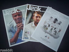2015/16 - SWANSEA HOME PROGRAMMES CHOOSE FROM