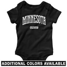 Minnesota Represent One Piece - Vikings Baby Infant Creeper Romper - NB to 24M