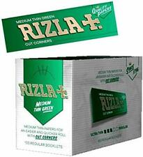Rizla Regular /Standard Genuine Green Cigarette Rolling Papers QUICK DISPATCH