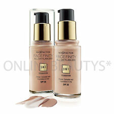 Max Factor Facefinity 3in1 All Day Flawless Primer Concealer Foundation 30ml