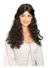 Lord Of The Rings Arwen Wig Licensed 50631 New
