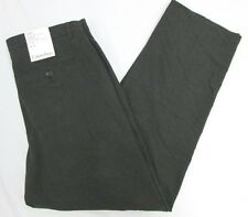 NWT CALVIN KLEIN MENS CASUAL STRAIGHT FIT PANTS GUNMETAL HEATHER  $90