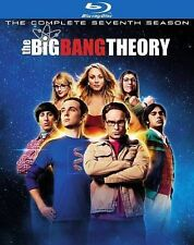The Big Bang Theory: The Complete Seventh Season (Blu-ray Disc, 2015, 2-Disc Set