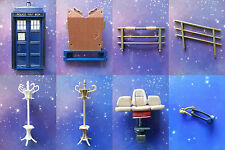 DOCTOR WHO 9TH 10TH DR TARDIS PLAYSET CONSOLE ROOM SPARES COLLECTION LOT
