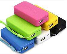 Portable Power Bank External 5600mAh Mobile USB Battery Charger for Cell Phone