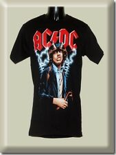 AC/DC Short Sleeve T Shirt - NEW - Size M