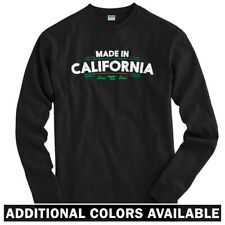Made in California V2 Long Sleeve T-shirt LS - Los Angeles San Diego Men / Youth