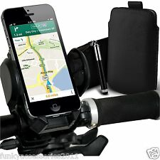 Bicycle Bike Cycle Phone Holder?Pull Tab Pouch?Stylus Pen?Samsung Galaxy S5 Mini