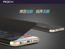 Rock Screen Window Touch UI Transparent View Case For iPhone 6S iPhone 6S Plus