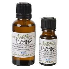 Lavender Essential Oil (Lavandula angustifolia) in 10ml 30ml 50ml 100ml Dropper