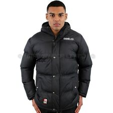 Ecko Unltd Lewis Puffa Parka Puffer Padded Hooded Outdoor Winter Jacket