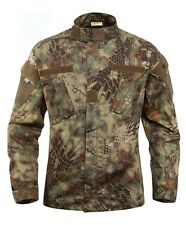 Military Bionic Python Camouflage Hunting Clothes Camo Jacket Pants Suit Set