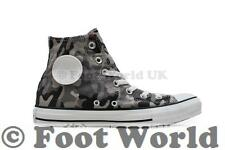 Unisex Converse Chuck Taylor CT Ox Hi Camo - 140056F - Grey Trainers