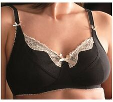 Royce Isabella Comfort Bra (914) In Black or White