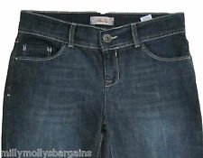 New Womens Blue Slim Leg NEXT Jeans Size 12 10 8 Long Regular