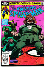 Marvel Comics AMAZING SPIDER-MAN 1982 1st Series #232 FN Mr. Hyde
