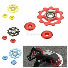 Aluminium Bike Jockey Wheel Rear Derailleur Bike with 11T Gear Guide Pulley D98