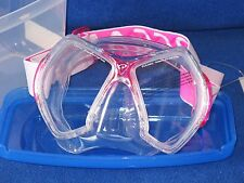 Oceanic Cyanea scuba diving and snorkeling Mask - Pink
