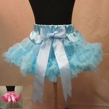 New Baby Girls Tutu Pettiskirt Fancy Party Ruffle Skirt Age 2-3-4-5-6-7 Years
