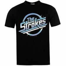 Mens Official Band Merch Strokes T Shirt New