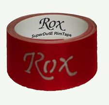 ROX SuperDutE Rim Tape 25mm Width 700c Length Adhesive-backed Polyester Strips