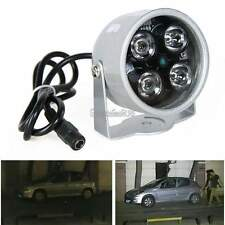 4LED Infrared Night vision IR Light illuminator lamp 50M for IP CCTV CCD Camera