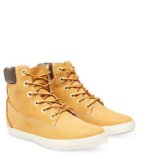 Timberland 8641A EK Glastnbury 6 Inch Wheat Leather Unisex Men And Womens Boots