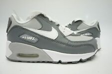 (724822-003) PRE-SCHOOL KID'S NIKE AIR MAX 90 WOFL GREY/WHITE/COOL GREY