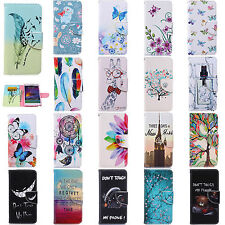 Luxury Magnetic Flip Cover Stand Wallet Leather Case Fr Samsung Galaxy Note 7/S7