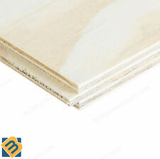Plywood Flooring - 18mm TG4 Plywood Sheets Tongue Groove T G Structural Grade