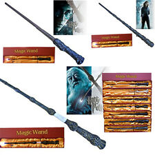 New Harry Potter Hermione Granger Magic Wand LED Light UP in Box