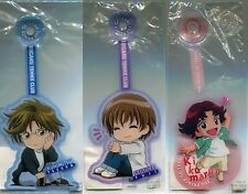 plastic figure with suction cup official movic The prince of tennis anime