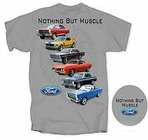 Ford Nothing But Muscle T Shirt