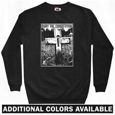 Bury The Competition Sweatshirt Crewneck - Rap Battle Rapper Hip-Hop - Men S-3XL