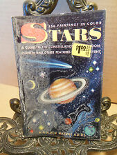 RARE 1951 E100100 GOLDEN Nature Guide STARS Constellations Moon Astronomy Simon+